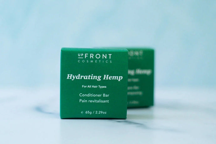 UpFront Cosmetics - HYDRATING HEMP Conditioner Bar