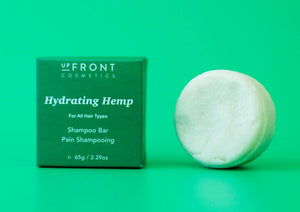 UpFront Cosmetics - HYDRATING HEMP Shampoo Bar