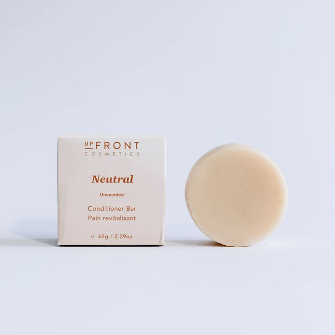 UpFront Cosmetics - NEUTRAL Conditioner Bar
