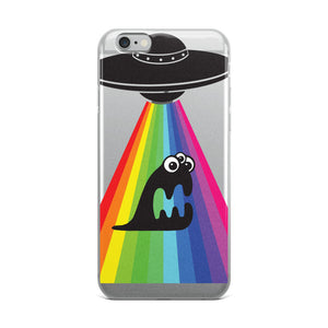 MarMar UFO iPhone Case