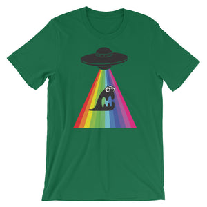 Adult MarMar Monster UFO Unisex T-Shirt