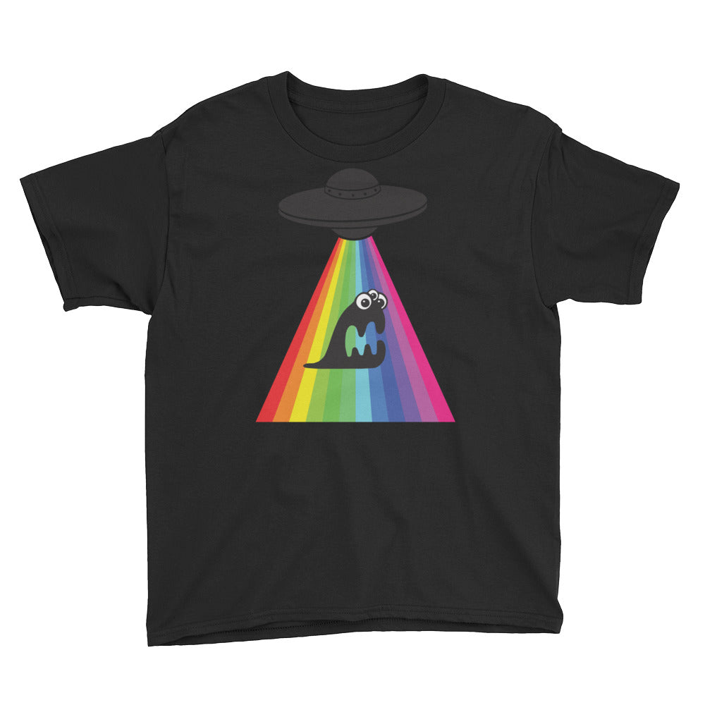 Kids MarMar Monster UFO T-Shirt