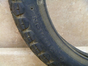 Used MILLION 4.00X19 400-19 Tire Kawasaki Suzuki Yamaha Honda Vintage #T33
