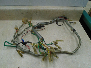Honda 100 XL XL100-K0 Used Main Wire Harness 1974 HB310