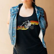 Load image into Gallery viewer, Summer Vibes Racerback Tank