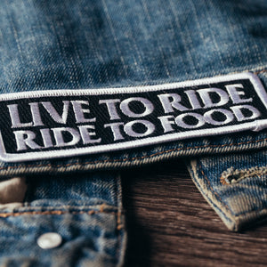 Live to Ride Ride to Food Patch