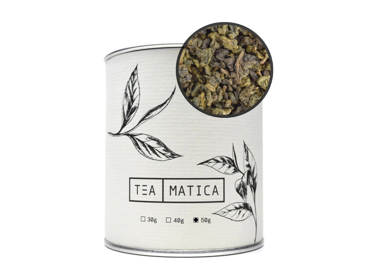 Charcoal Roasted Oolong Tea