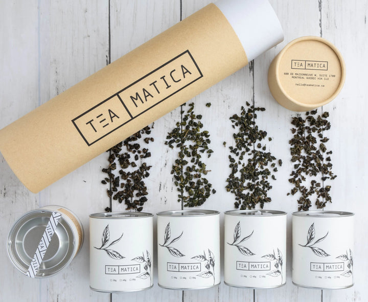 Loose Tea Gift Set