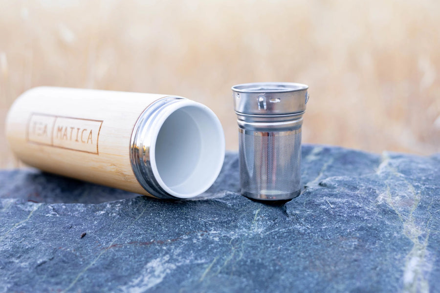 Tumbler with Tea Infuser