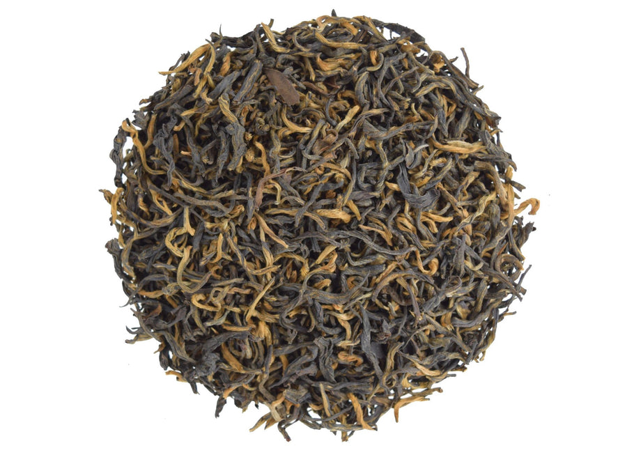Golden Monkey Black Loose Leaf Tea