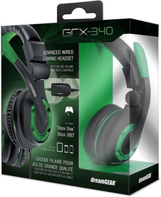 DreamGear GRX-340 Advanced Wired Gaming Headset for Xbox OneDreamGear GRX-340 Advanced Wired Gaming Headset for Xbox One