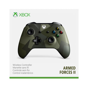 Microsoft Xbox One Wireless Controller, Armed Forces II Special Edition , WL3-00095Microsoft Xbox One Wireless Controller, Armed Forces II Special Edition (Walmart Exclusive), WL3-00095