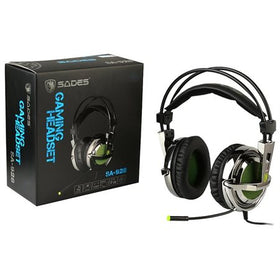 SADES SA-928 Stereo Lightweight Gaming Headphone Headsets 3.5mm with Mic for PC PS3 PS4 Xbox 360SADES SA-928 Stereo Lightweight Gaming Headphone Headsets 3.5mm with Mic for PC PS3 PS4 Xbox 360