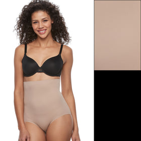 Warner's 2-pack High-Waisted Shaping Brief 803260WA