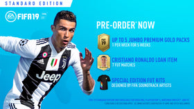 FIFA 19, Electronic Arts, Xbox One, 014633371666FIFA 19, Electronic Arts, Xbox One, 014633371666