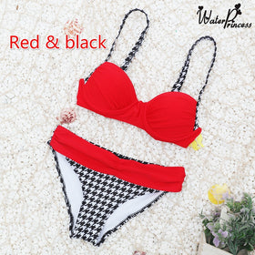 Women Bikini Beach Swimsuit Swimwear Bathing Suit