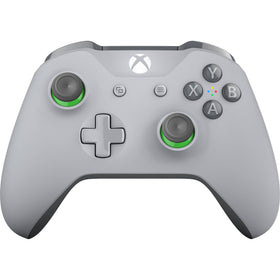Microsoft Xbox One Wireless Controller (Gray/Green)Microsoft Xbox One Wireless Controller (Gray/Green)