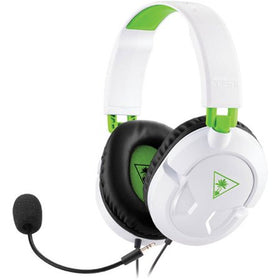 Turtle Beach Recon 50X Gaming Headset, White (Xbox One / PS4 / PC / Mobile)Turtle Beach Recon 50X Gaming Headset, White (Xbox One / PS4 / PC / Mobile)