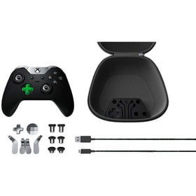 Microsoft Xbox One Elite Wireless Controller, Black, HM3-00001Microsoft Xbox One Elite Wireless Controller, Black, HM3-00001