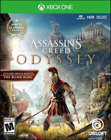 Assassin's Creed Odyssey Day 1 Edition, Ubisoft, Xbox One, 887256036041Assassin's Creed Odyssey Day 1 Edition, Ubisoft, Xbox One, 887256036041