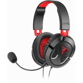 Turtle Beach Ear Force Recon 50 Gaming Headset for Xbox One, PS4, PC, BLACK/RED, 731855060030Turtle Beach Ear Force Recon 50 Gaming Headset for Xbox One, PS4, PC, BLACK/RED, 731855060030