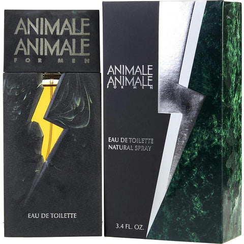 Animale Animale By Animale Parfums Edt Spray 3.4 Oz