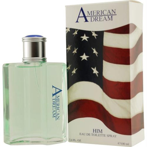 American Dream By American Beauty Parfumes Edt Spray 3.4 Oz