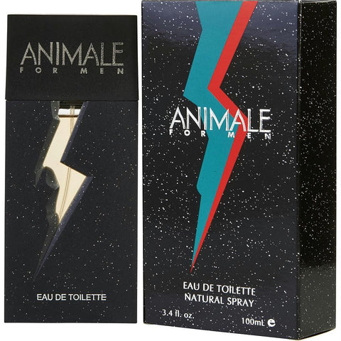 Animale By Animale Parfums Edt Spray 3.4 Oz