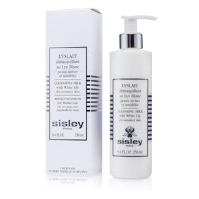 Sisley Botanical Cleansing Milk With White Lily--250ml/8.4oz