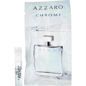 Chrome By Azzaro Edt Spray Vial On Card