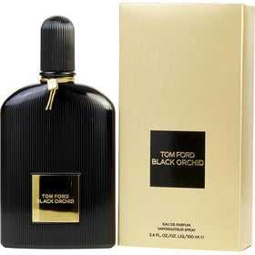 Black Orchid By Tom Ford Eau De Parfum Spray 3.4 Oz