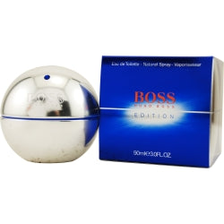 Boss In Motion Electric Edition By Hugo Boss Edt Spray 3 Oz