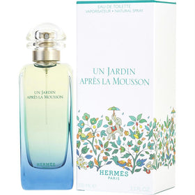 Un Jardin Apres La Mousson By Hermes Edt Spray 3.3 Oz