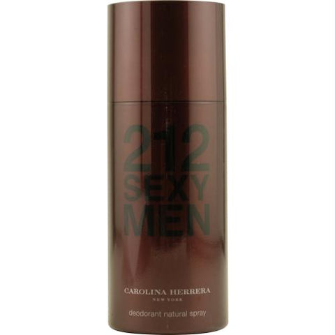 212 Sexy By Carolina Herrera Deodorant Spray 5 Oz