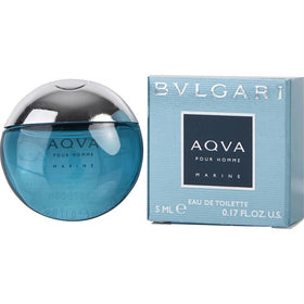 Bvlgari Aqua Marine By Bvlgari Edt .17 Oz Mini