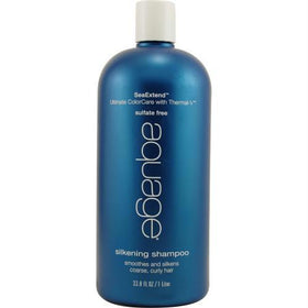 Silkening Shampoo For Smoothing Coarse, Curly Or Frizzy 33.8 Oz