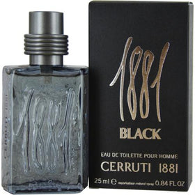 Cerruti 1881 Black By Nino Cerruti Edt Spray .84 Oz