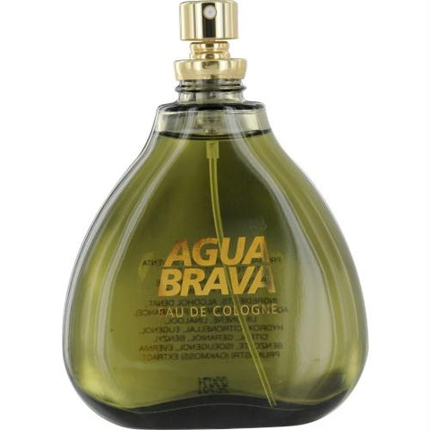 Agua Brava By Antonio Puig Eau De Cologne Spray 3.4 Oz *tester