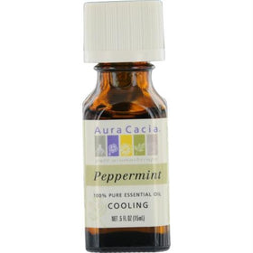 Aura Cacia Peppermint-essential Oil .5 Oz By Aura Cacia