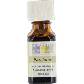 Aura Cacia Patchouli-essential Oil .5 Oz By Aura Cacia