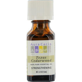 Aura Cacia Texas Cedarwood-essential Oil .5 Oz By Aura Cacia