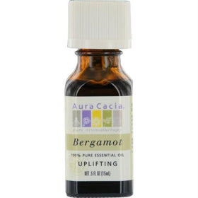 Aura Cacia Bergamot-essential Oil .5 Oz By Aura Cacia
