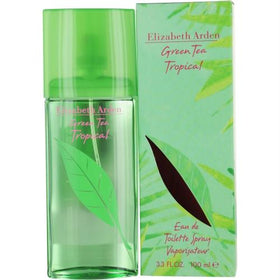 Green Tea Tropical By Elizabeth Arden Edt Spray 3.3 Oz