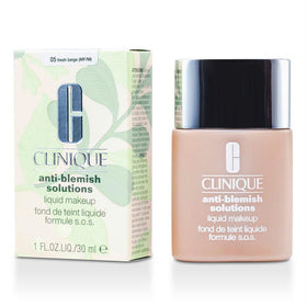 Clinique Anti Blemish Solutions Liquid Makeup - # 05 Fresh Beige(m) --30ml/1oz By Clinique