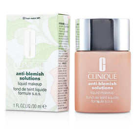 Clinique Anti Blemish Solutions Liquid Makeup - # 03 Fresh Neutral --30ml/1oz By Clinique