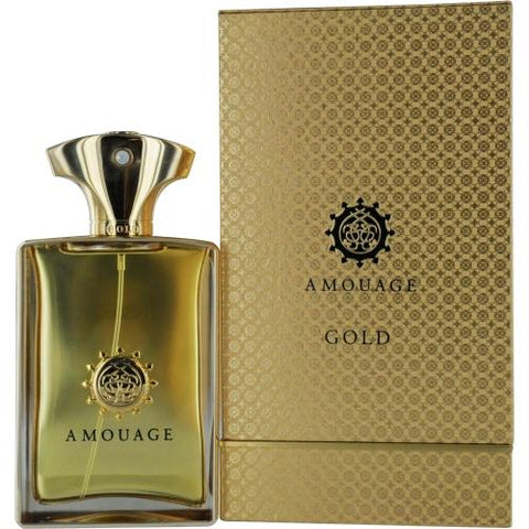 Amouage Gold By Amouage Eau De Parfum Spray 3.4 Oz