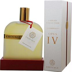 Amouage Library Opus Iv By Amouage Eau De Parfum Spray 3.4 Oz