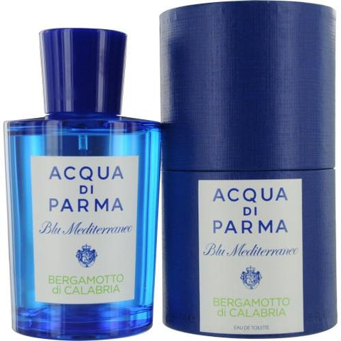 Acqua Di Parma Blue Mediterraneo By Acqua Di Parma Bergamotto Di Calabria Edt Spray 5 Oz