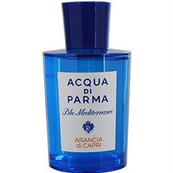 Acqua Di Parma Blue Mediterraneo By Acqua Di Parma Arancia Di Capri Edt Spray 5 Oz *tester