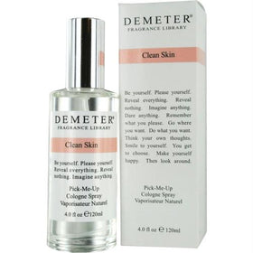 Demeter By Demeter Clean Skin Cologne Spray 4 Oz